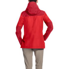 VAUDE Escape Pro II Jacket Women magma